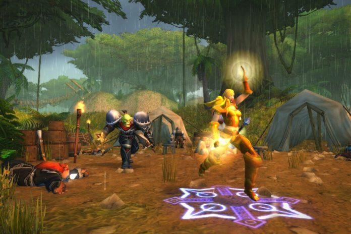 پرطرفدارترین بازی های کامپیوتری - World of Warcraft