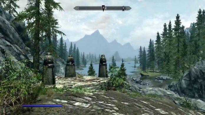 پرطرفدارترین بازی های کامپیوتری - The Elder Scrolls V: Skyrim
