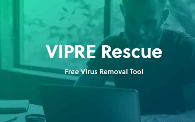 آنتی ویروس پرتابل - VIPRE Rescue Scanner