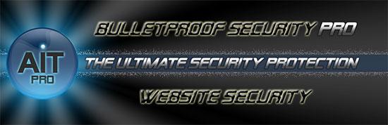 افزونه امنیت BulletProof Security