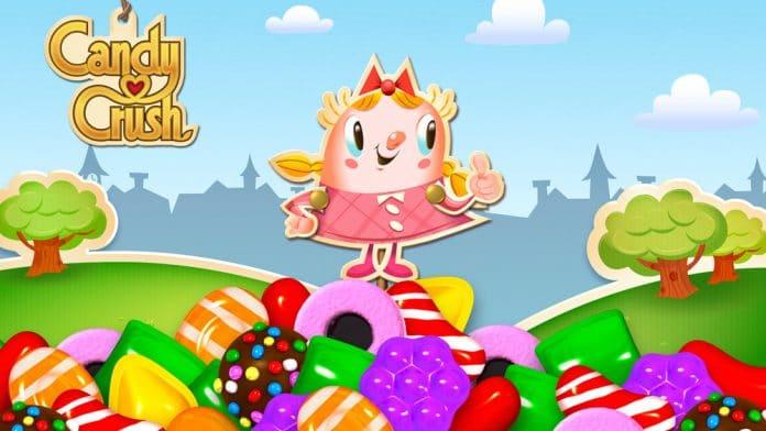 بهترین بازی های برتر آیفون - Candy Crush Saga