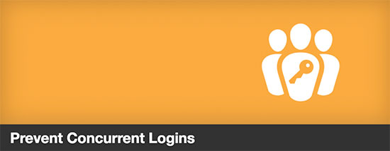 افزونه Prevent Concurrent Logins