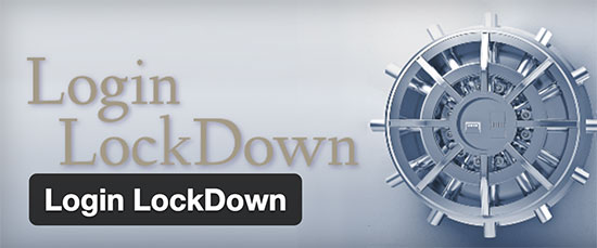 افزونه Login Lockdown