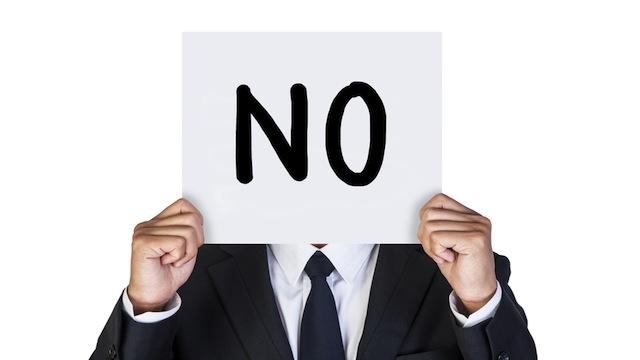 """15 راه برای گفتن """"نه"""""""