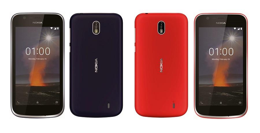 گوشی های قیمت مناسب - نوکیا مدل 1