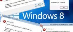 بهترین روش برای رفع ارور های ویندوز ۸.۱