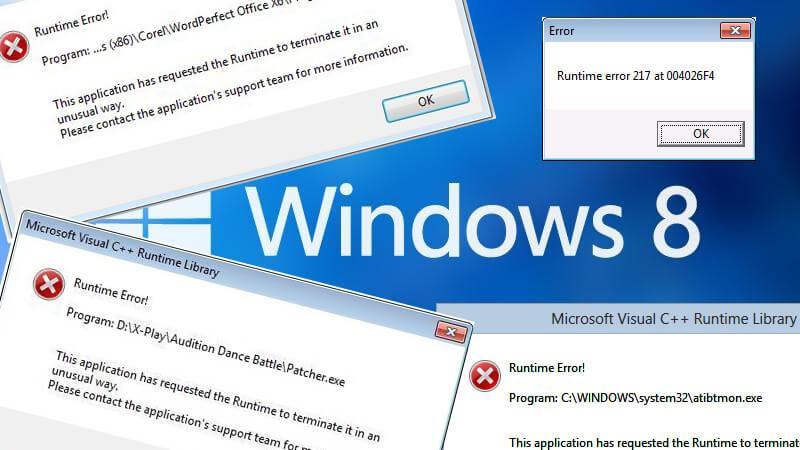 بهترین روش برای رفع ارور های ویندوز 8.1