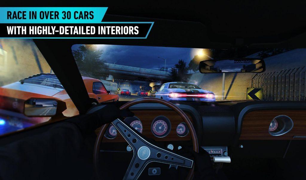 بازی اندرویدی Need for Speed