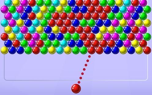 بازی فکری کم حجم اندروید Bubble Shooter