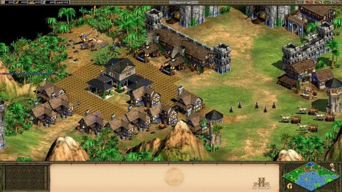 بهترین بازی استراتژی Age of Empires II HD