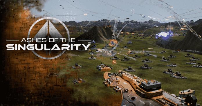 بازی استراتژیک Ashes of the Singularity
