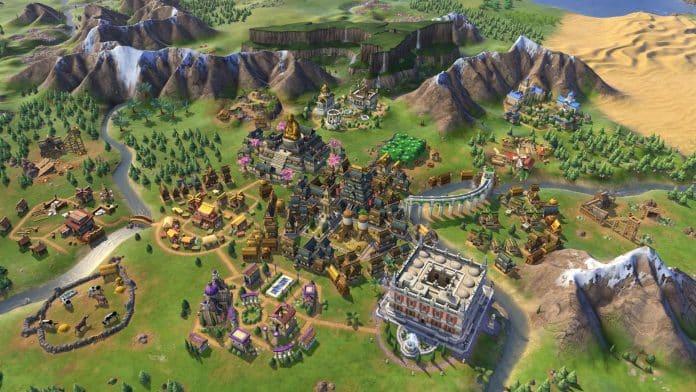 بازی استراتژیک Civilization VI