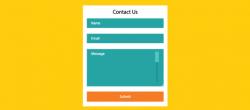 آموزش استایل دهی به فرم ها توسط CSS