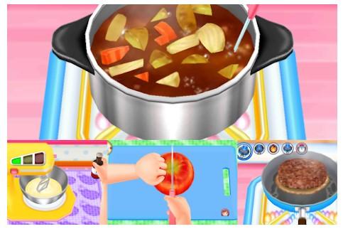 آشپزی مامان