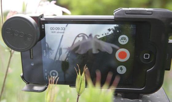 تبدیل گوشی قدیمی به دوربین مدار بسته
