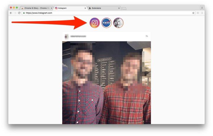 نحوه دیدن لایو در اینستاگرام در کامپیوتر