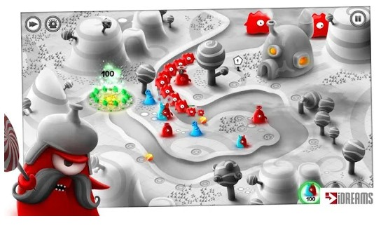 بازی Jelly Defense