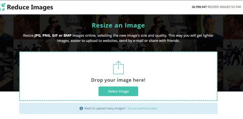 سایت کم کردن حجم عکس