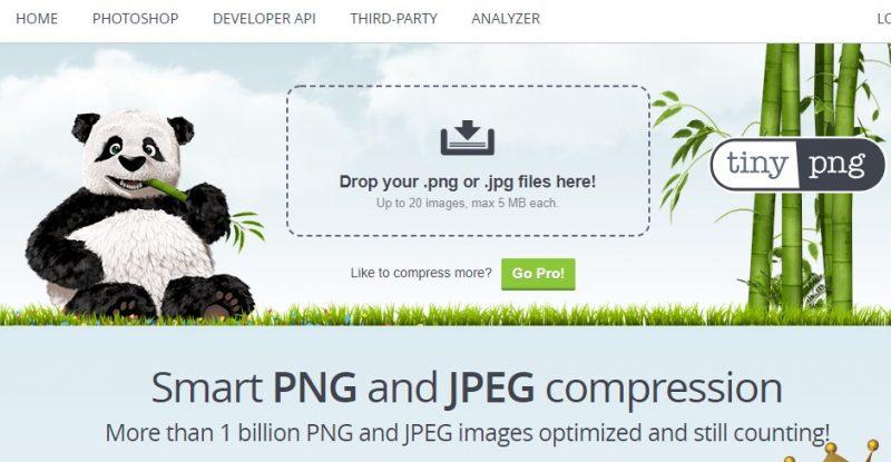 کمپرسورهای آنلاین PNG