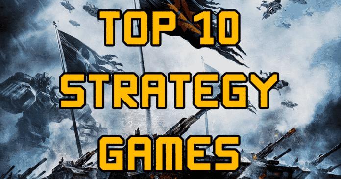 10 بهترین بازی استراتژیک برای کامپیوتر
