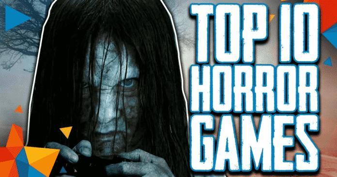 10 بازی ترسناک کامپیوتری