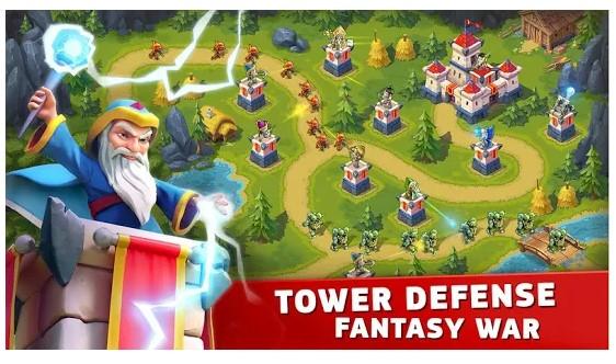 دانلود بازی دفاع از قلعه اندروید