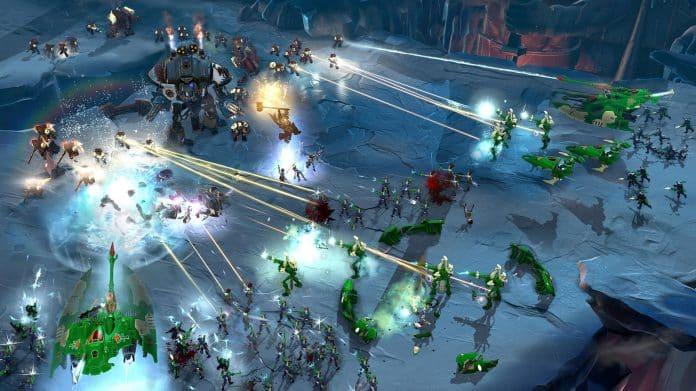 بازی استراتژی Warhammer 40،000 Dawn of War III