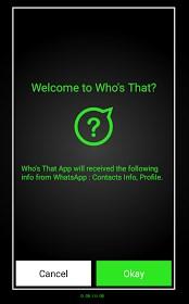 برنامه WhatsApp- Who Viewed Me