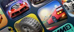 ۵ بازی گرافیکی برتر مسابقه اتومبیلرانی برای اندروید