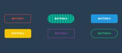 آموزش ساخت دکمه با CSS از روی فتوشاپ