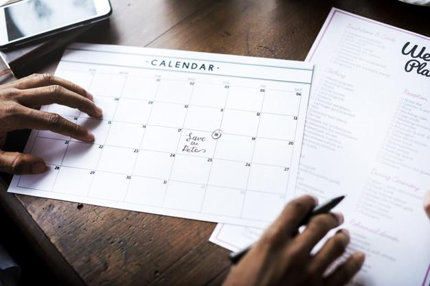 مرتب برنامه ریزی های روزانه خود رو چک کنید