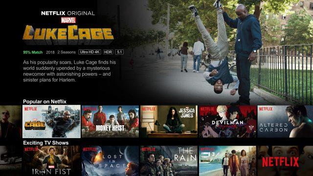 برنامه Netflix سونی 4