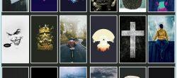 ۱۰۰ تصویر زمینه پسرانه خاص و جذاب برای موبایل