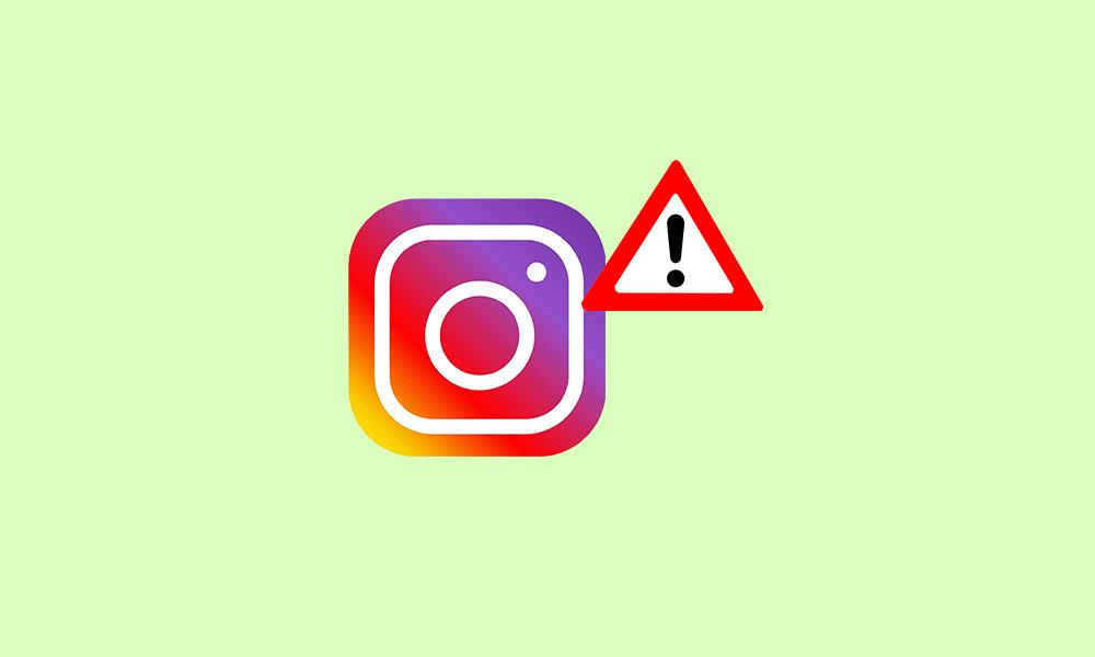 حساب اینستاگرام غیرفعال شده یا مسدود شده