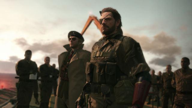 بازی Metal Gear Solid V: Phantom Pain