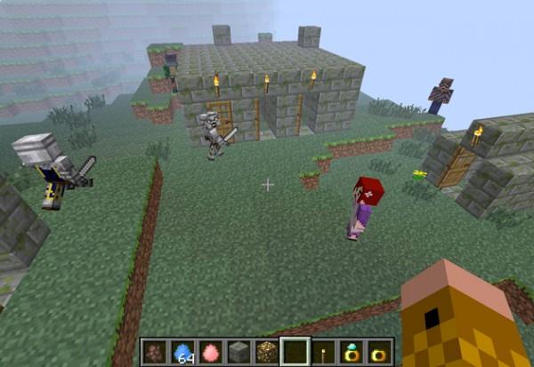 بازی آنلاین Minecraft