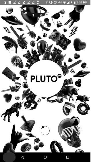اپلیکیشن تماشای آنلاین فیلم و سریال Pluto TV