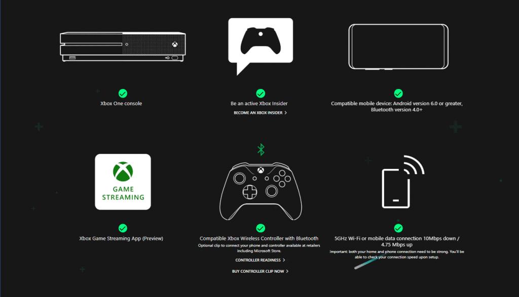 نحوه پخش بازی ها از Xbox One به دستگاه اندروید خود