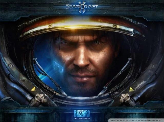 بازی Starcraft II