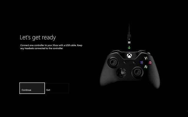 نرم افزار Controller Xbox One را به روز کنید