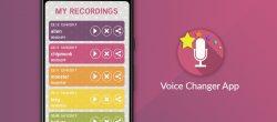 برنامه اندروید تغییر صدا KidsAppBox برای فریب دادن دوستان