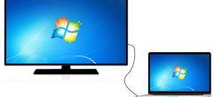 اتصال لپ تاپ به تلویزیون با ۳ روش
