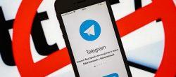 نحوه خارج شدن از بلاک و  ریپورت در تلگرام