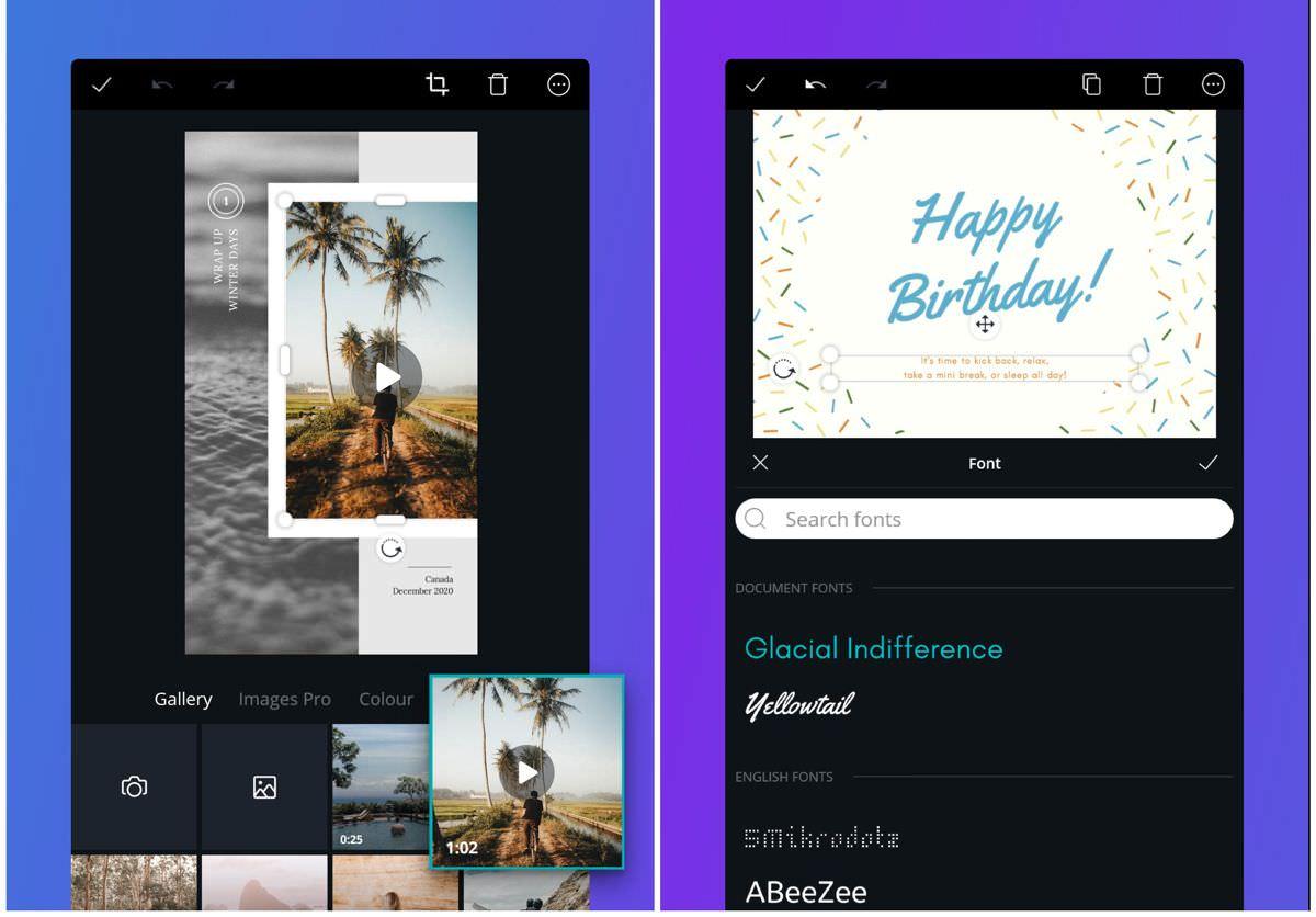 بوم - ابزاری برای طراحی و ویرایش عکس