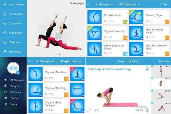 برنامه Daily Yoga