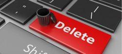 بازیابی فایل های shift+delete شده ویندوز 10