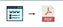 تبدیل صفحات وب به PDF در ویندوز ۱۰