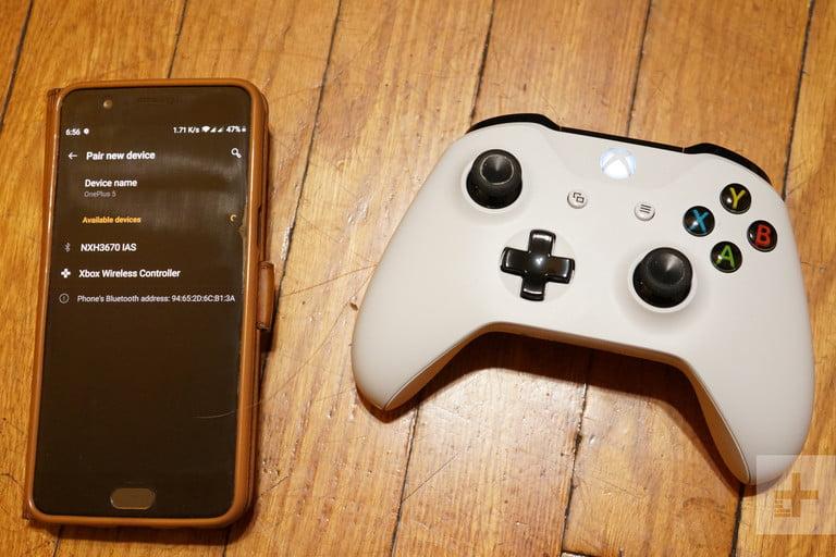 کنترل کننده Xbox خود را به تلفن یا تبلت اندروید  خود وصل کنید