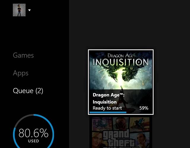 سرعت بخشیدن به نصب بازی ها روی Xbox One