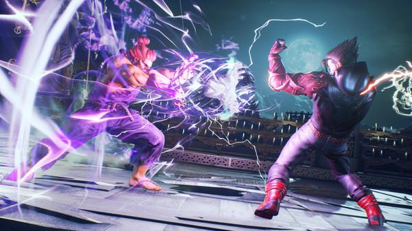 بازی آنلاین کامپیوتر Tekken 7
